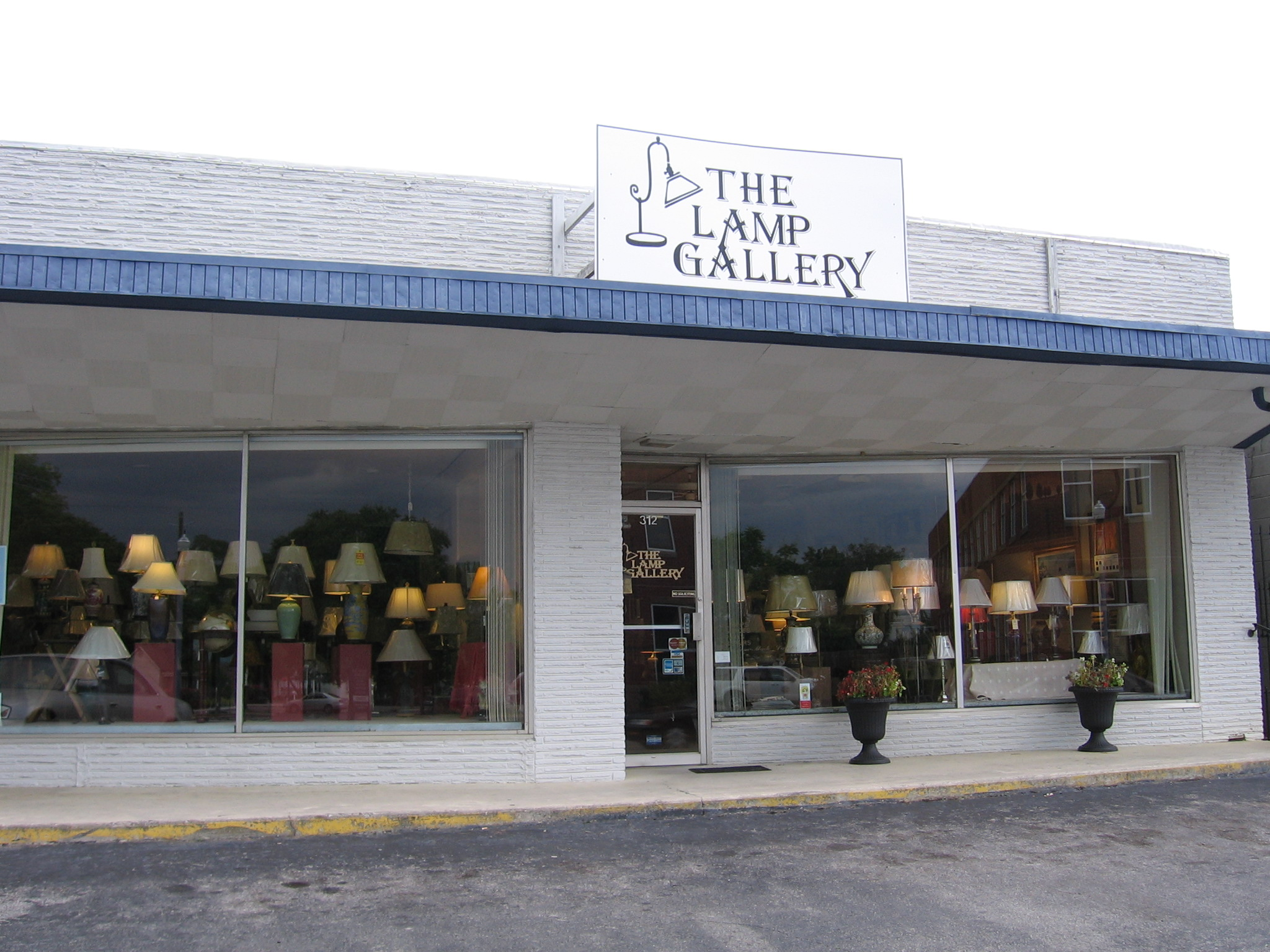 The lamp gallery
